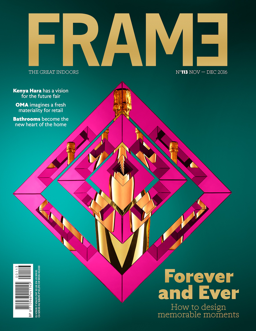 Witman Kleipool | Bart Oomes | FRAME magazine cover01