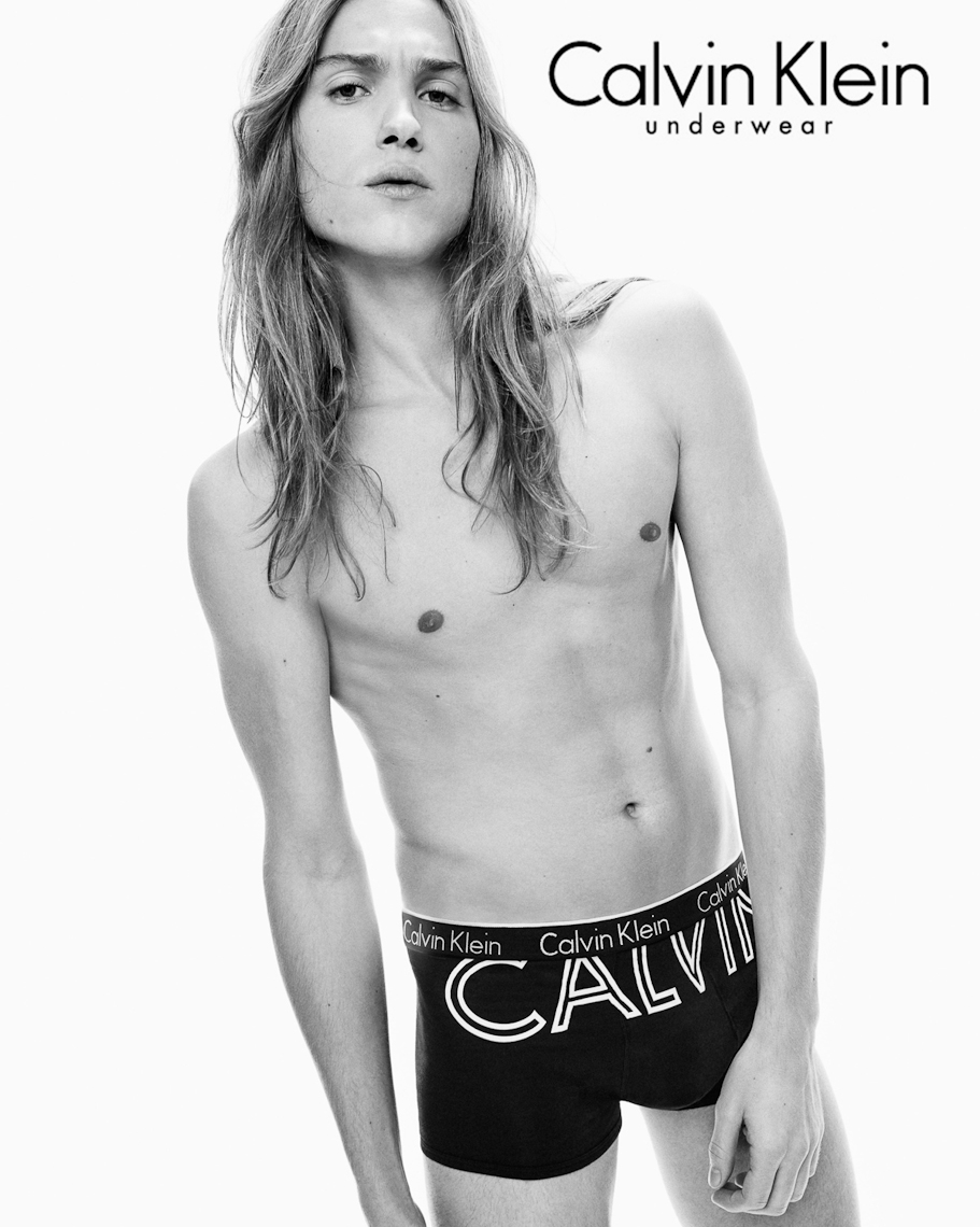 Witman Kleipool | Marc de Groot | CK underwear Black and White02