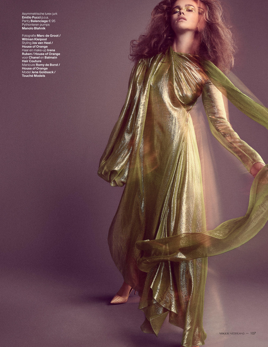 Witman Kleipool | Marc de Groot | Vogue - Shine Your Light - Lay-out04