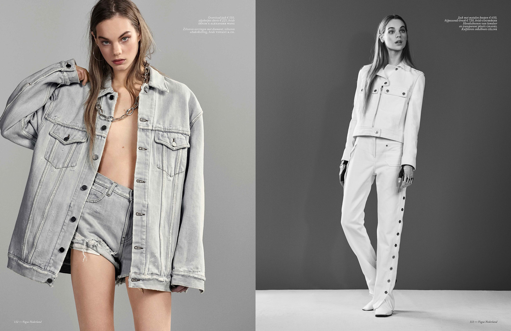 Witman Kleipool | Marc de Groot | VogueNL - Estella Boersma | Lay-out Spreads 02