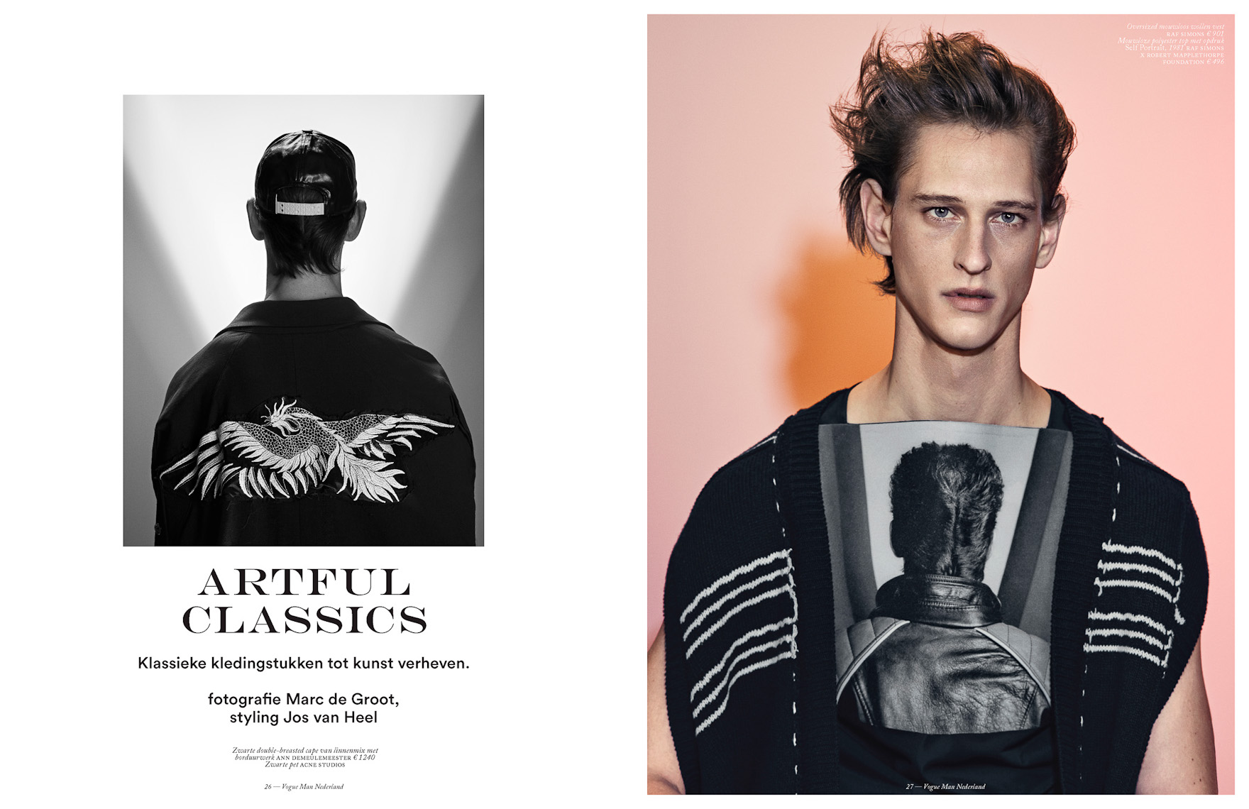 Witman Kleipool | Marc de Groot | Witman Kleipool | Marc de Groot | Vogue Man | Issue 4 - Lay-out01