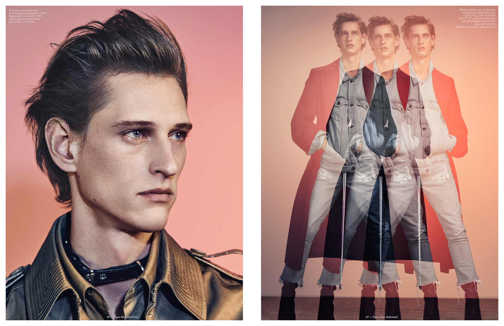 Witman Kleipool | Marc de Groot | Witman Kleipool | Marc de Groot | Vogue Man | Issue 4 - Lay-out02