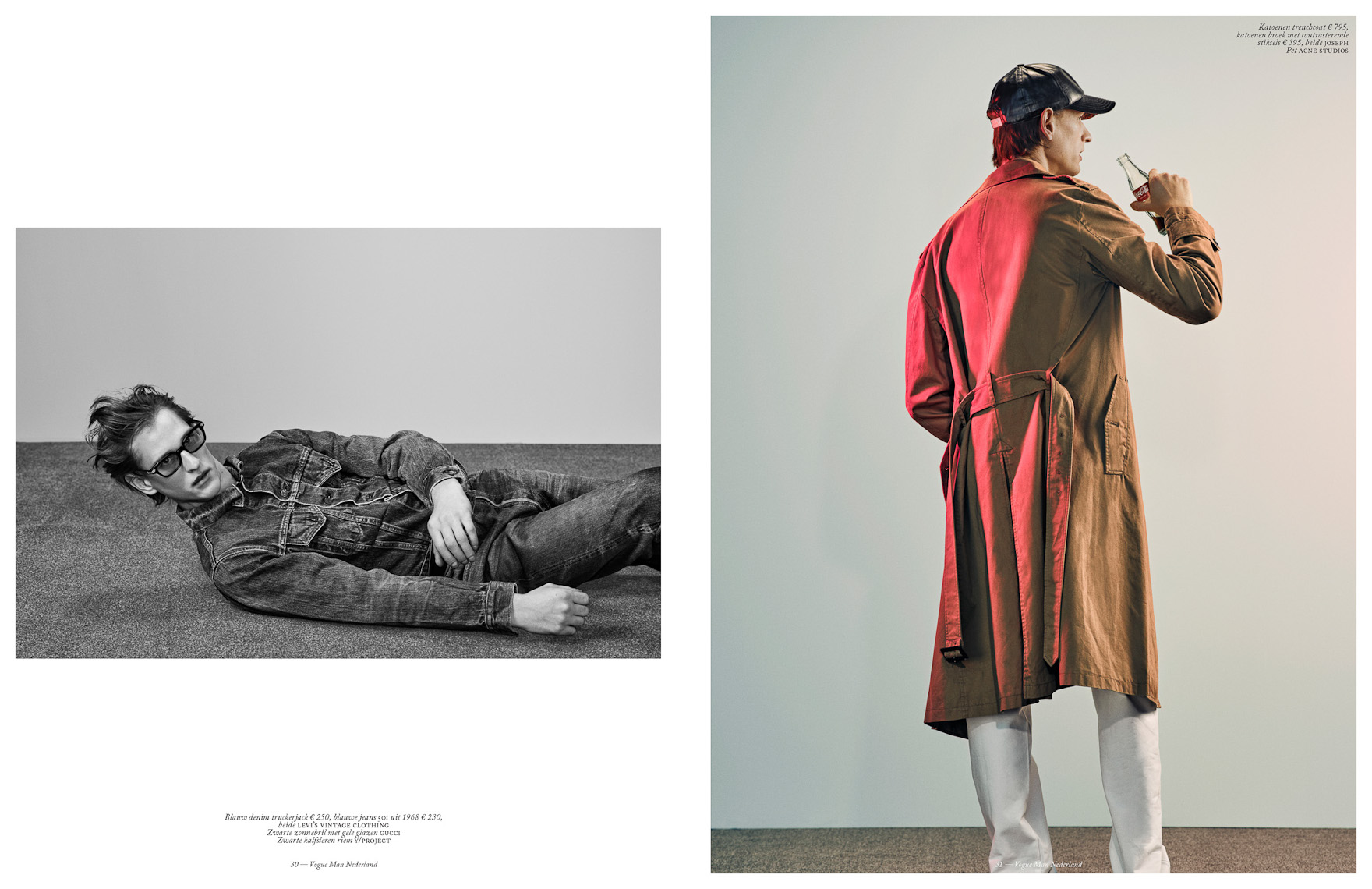 Witman Kleipool | Marc de Groot | Witman Kleipool | Marc de Groot | Vogue Man | Issue 4 - Lay-out03