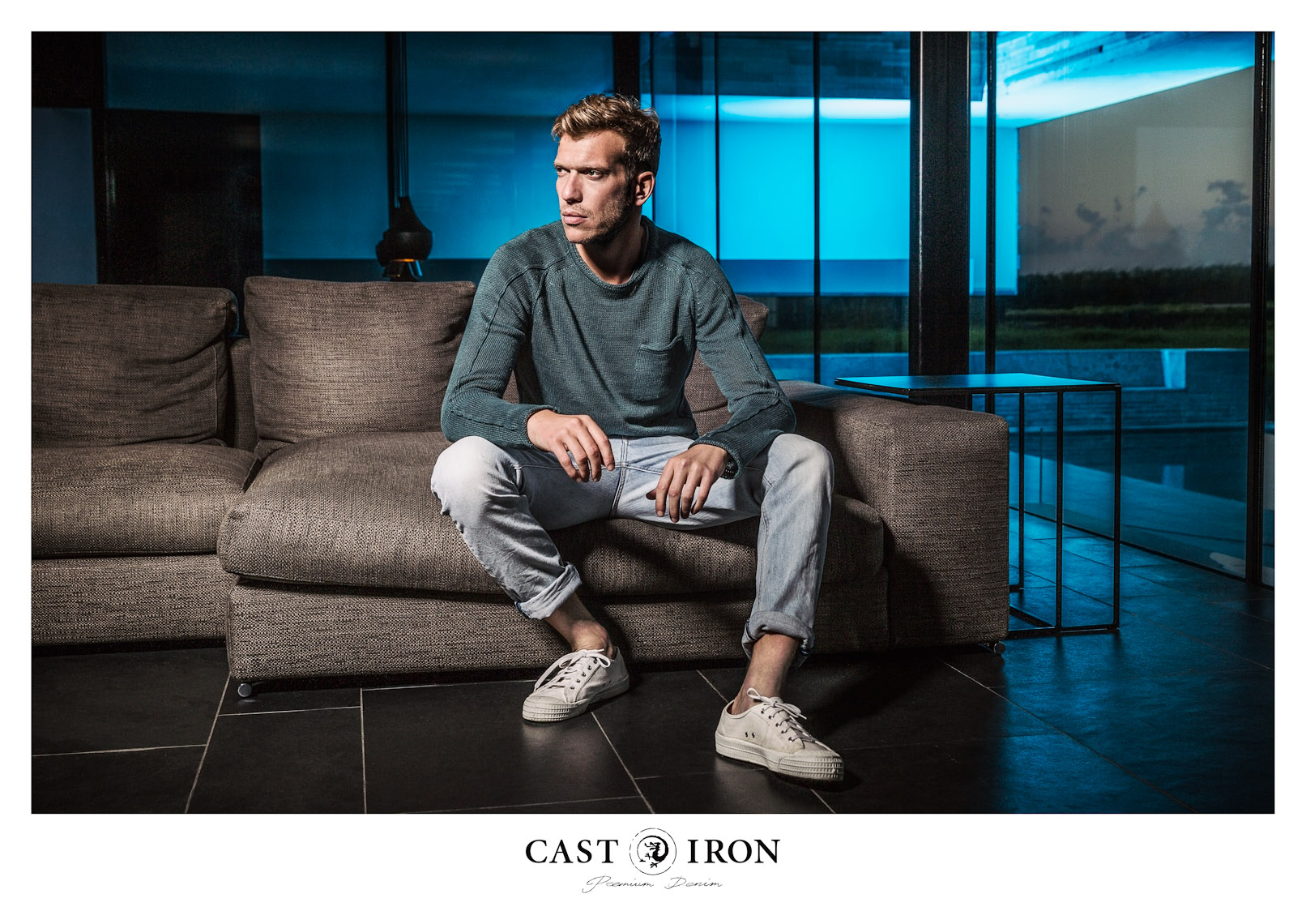 Witman Kleipool | Ruud Baan | Cast iron Denim Met Layout03