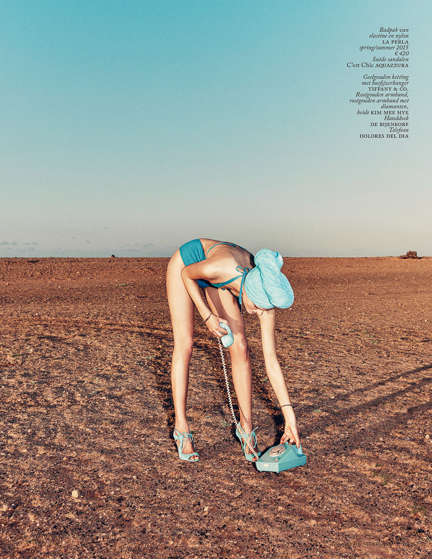 Witman Kleipool | Marc De Groot | Vogue Juli | Layout24