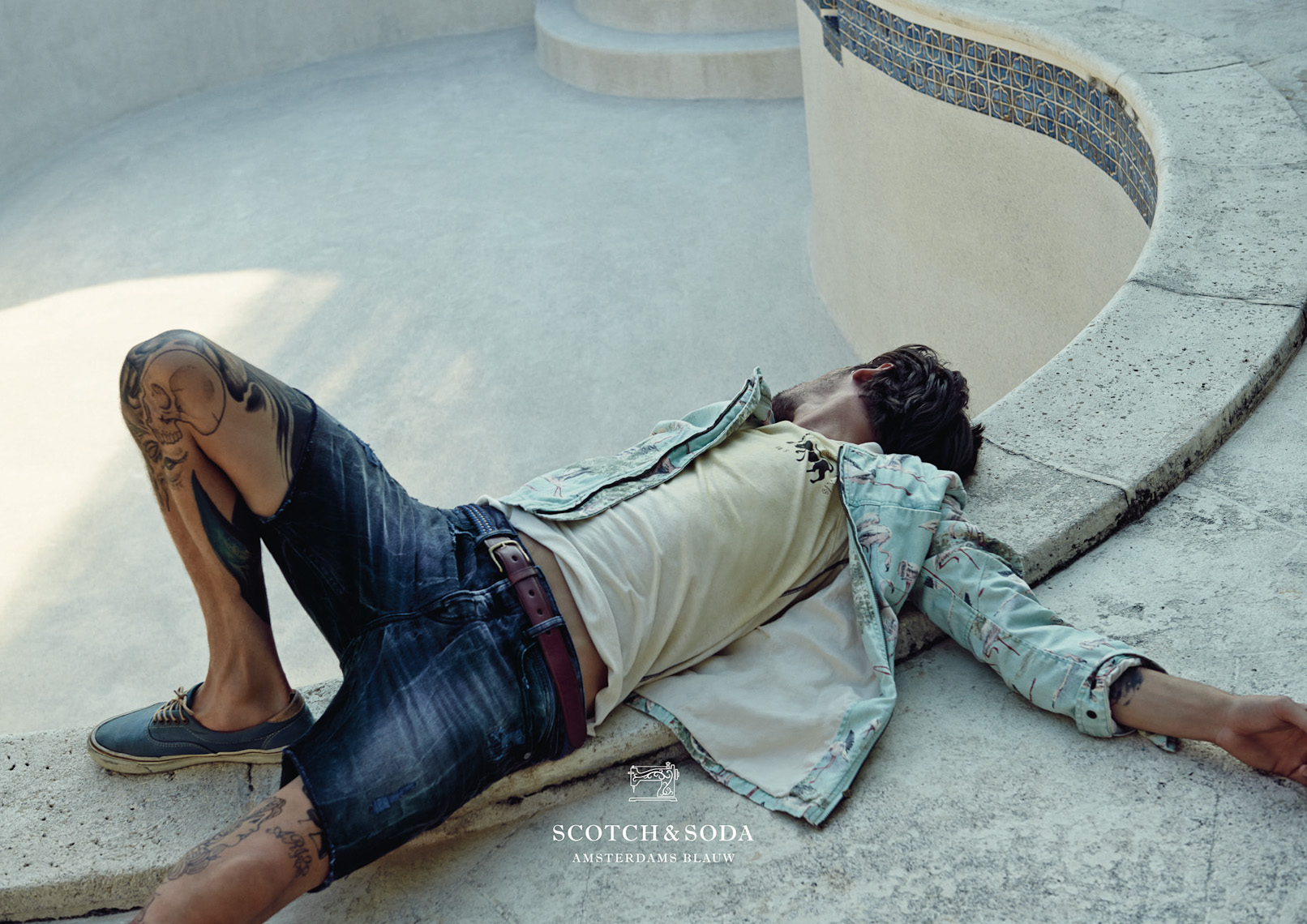Witman Kleipool | Marc de Groot | Scott and Soda | Denim 06